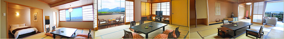 和洋室・2階のお部屋・別邸 望蘇閣