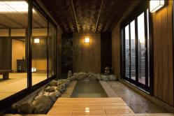 わらび野「箱庭風呂」